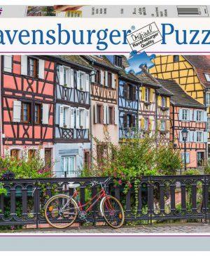 Puzzel ravensburger Colmar Frankrijk 500pcs