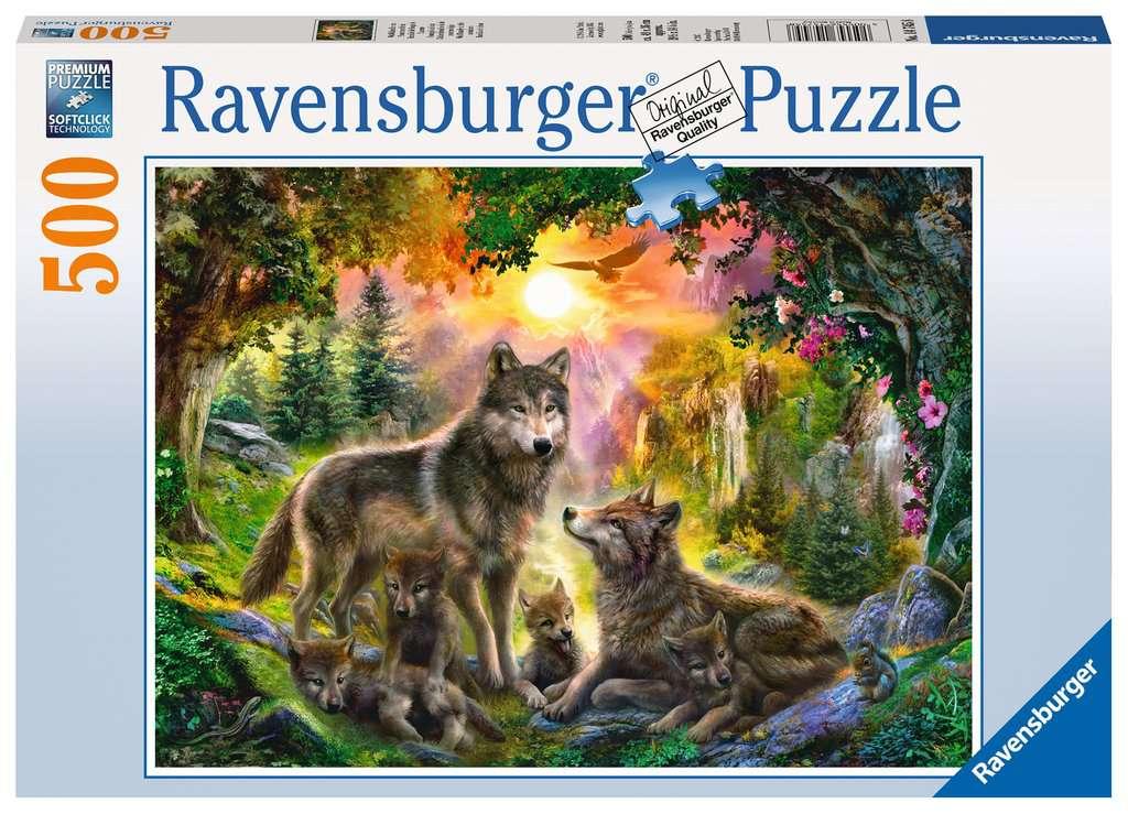 Ravensburger puzzel 14745