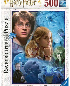 Puzzel ravensburger HP: Harry in Hogwarts 500pcs