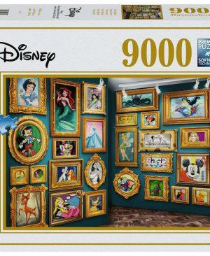 Puzzel Ravensburger Disney Museum 14973