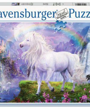 Puzzel ravensburger In het dal van de regenboog 500pcs