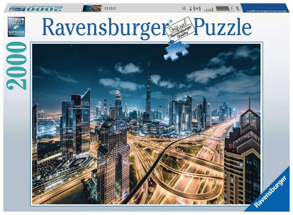 Puzzel Ravensburger Uitzicht op Dubai 15017