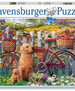 Puzzel ravensburger Dagje uit in de natuur 500pcs