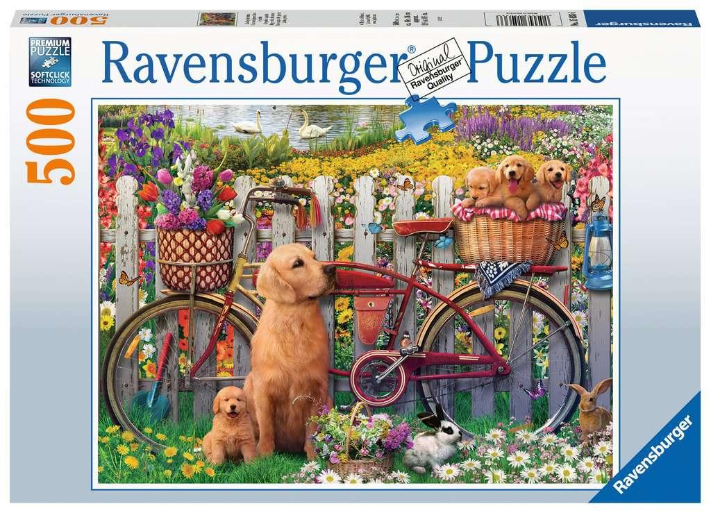 Ravensburger puzzel 15036