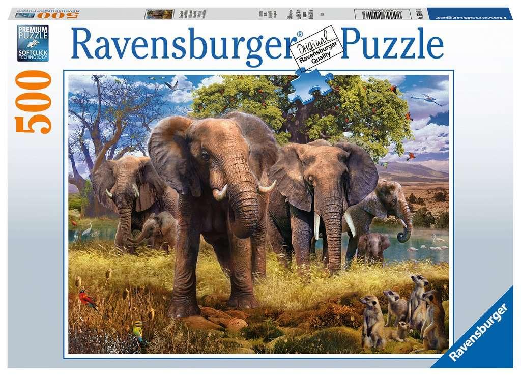 Ravensburger puzzel 15040