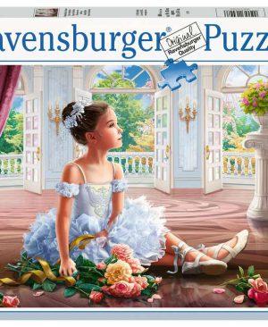 Puzzel ravensburger Sunday Ballet 500pcs