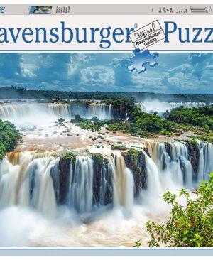 Puzzel Ravensburger Watervallen van Iguazu, Brazilië 16607