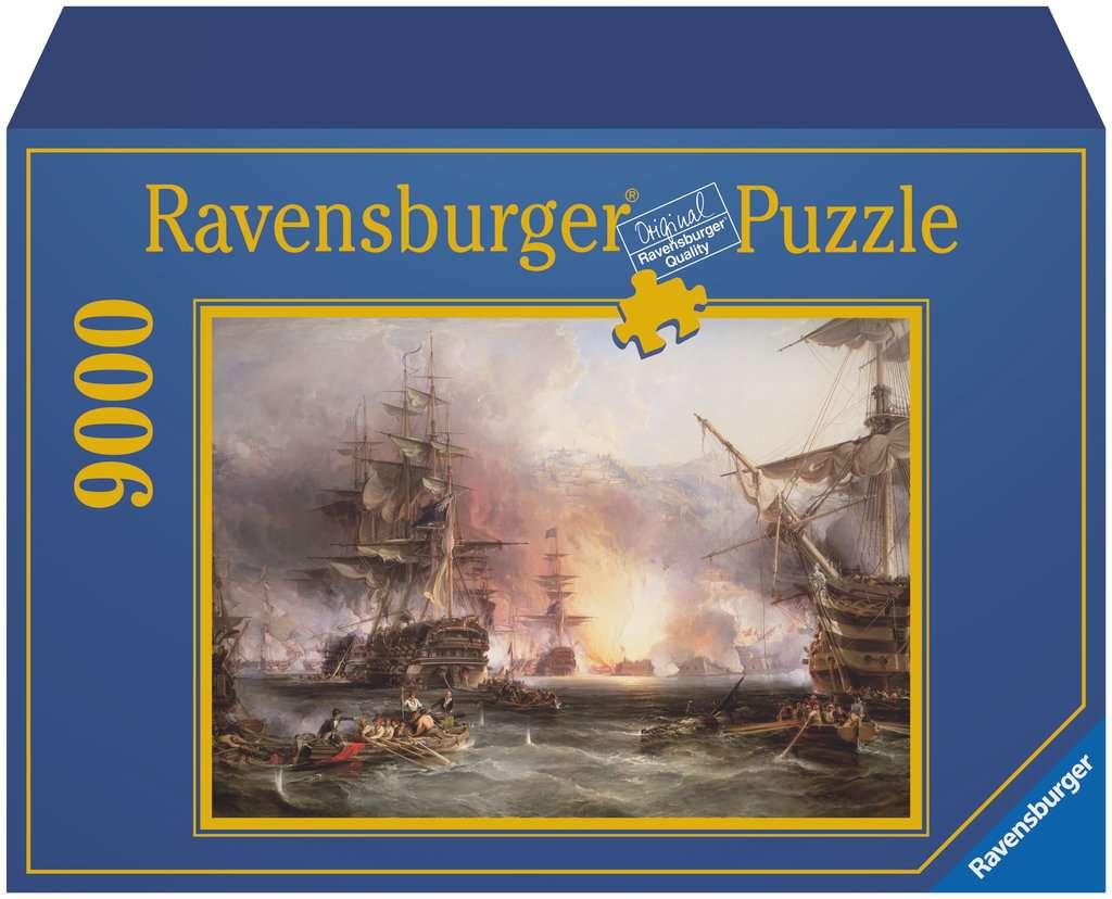 Puzzel Ravensburger Bombardement van Algiers 17806