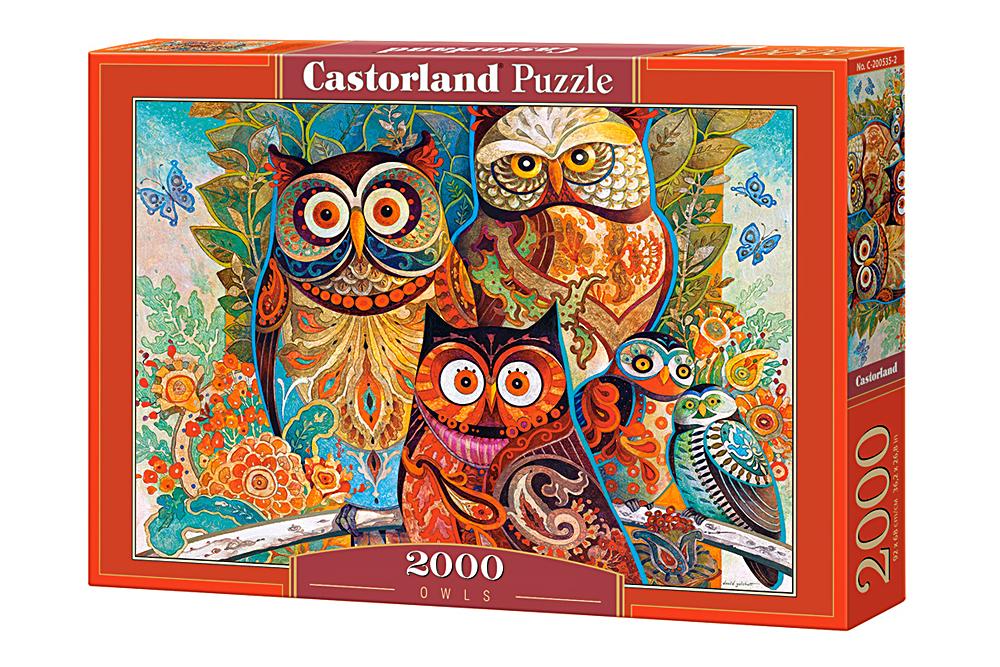 Puzzel Castorland_200535