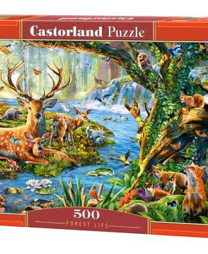 Puzzel Castorland_52929