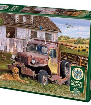 Cobble Hill-Summer Truck-80199-3T