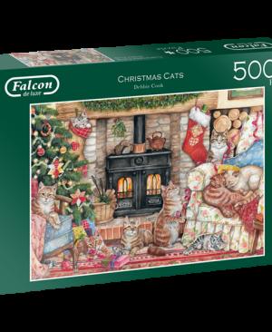 Christmas Cats - 11239 - Jumbo