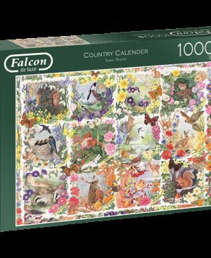 Falcon - Country Calendar - 11190 - Jumbo