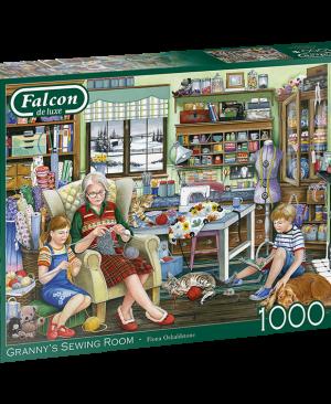 Falcon - Granny's Sewing room - 11273 - Jumbo