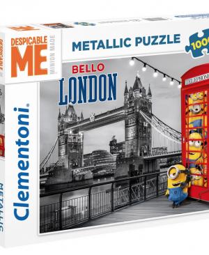 Despicable me -39412 - puzzel 1000 stuks - Clementoni