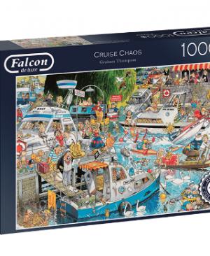 Falcon - Cruise Chaos 11198 - puzzel 1000 stuks