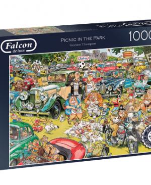 Falcon - Picnic in the Park 11199 - puzzel 1000 stuks