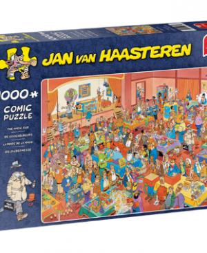 Jan van Haasteren - De Goochelbeurs 19072- puzzel 1000 stuks