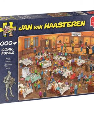 Jan van Haasteren - Darten 19076 - puzzel 1000 stuks