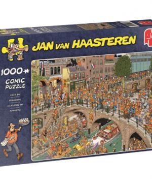 Jan van Haasteren - Koningsdag 19054 - puzzel 1000 stuks