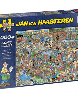 Jan van Haasteren - De Drogisterij 19199 - puzzel 1000 stuks