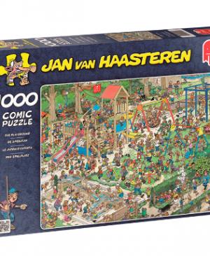 Jan van Haasteren -D e Speeltuin -01599