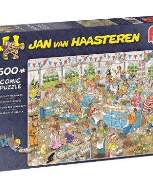Jan van Haasteren - Taarten Toernooi 19077 - puzzel 1500 stuks