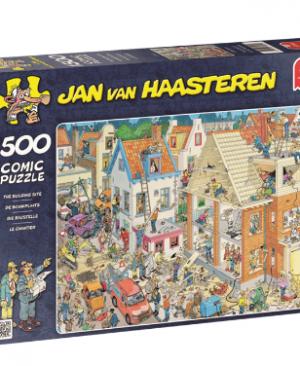 Jan van Haasteren - De Bouwplaats 17161 - puzzel 1500 stuks