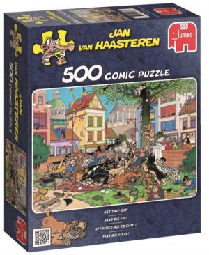 Jan van Haasteren - 500 stuks - 17465 - Jumbo