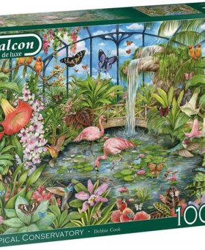 Falcon-legpuzzel-Tropical-Conservatory-11295 - Jumbo