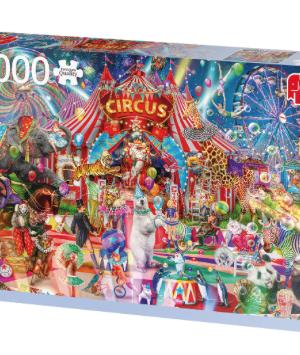 Premium Collection – Een avond in het circus 5000 stuks Jumbo
