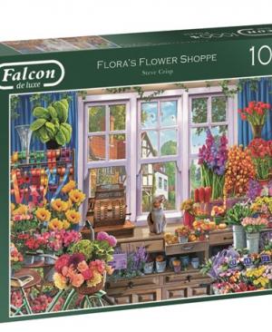 Falcon - Flora's Flower Shoppe - 1000 stuks - Jumbo