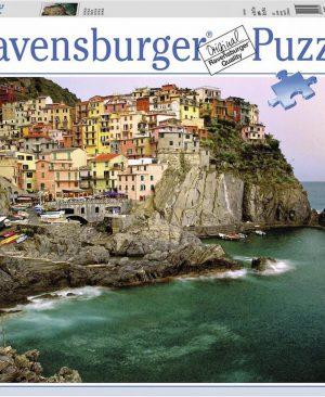 Cinque Terre Italie - 16615 - Ravensburger -puzzel 2000 stuks