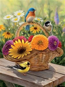 Summer Bouquet - 88012-Cobble Hill - puzzel 275 stuks