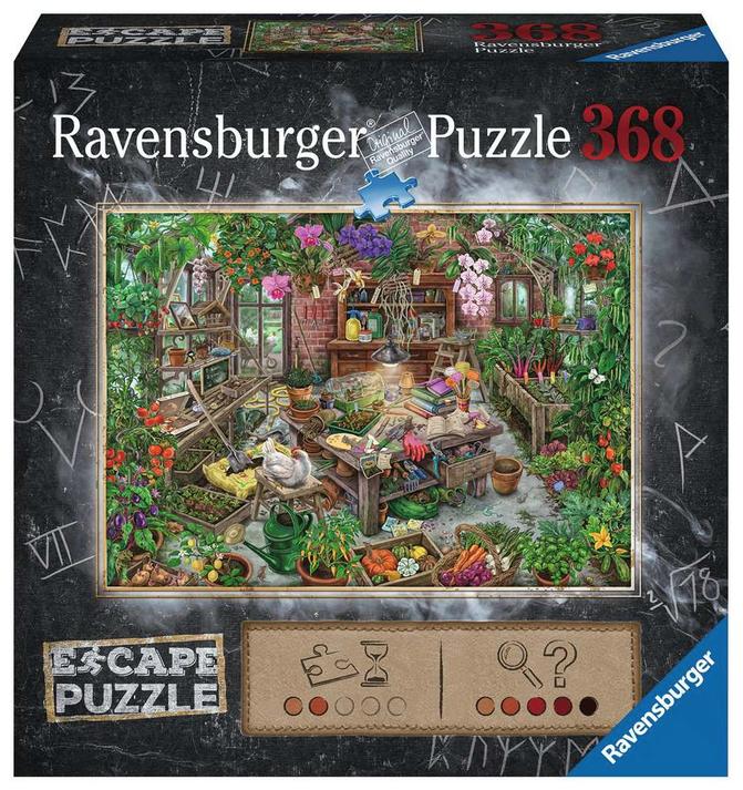 Escape puzzel – The Green House – Ravensburger