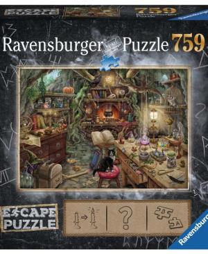 Escape puzzle - De heksenkeuken-Ravensburger