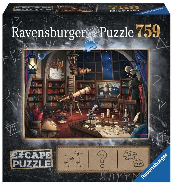 Escape puzzle – De Sterrenwacht- Ravensburger