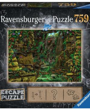Escape puzzle - De tempel- Ravensburger