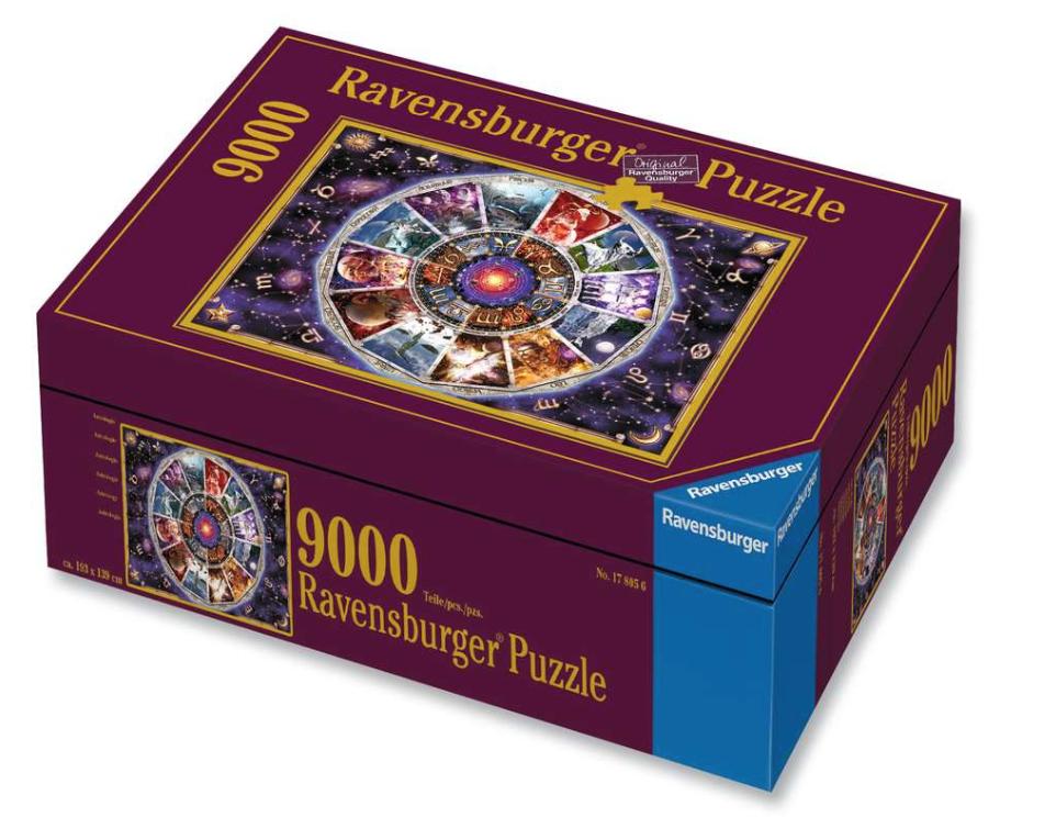 Astrologie puzzel 9000stuks Ravensburger