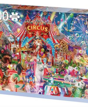 A Night at the Circus - Jumbo - 5000 stukjes