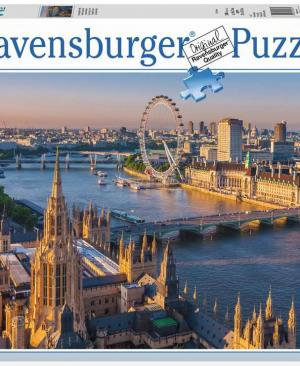 Londen vanuit de lucht - 2000 stukjes - Ravensburger