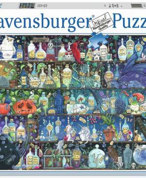 De giftkast - 2000 stukjes - Ravensburger