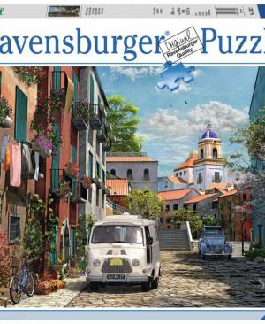 Idyllisch Zuid-Frankrijk - 1500 stuks - Ravensburger