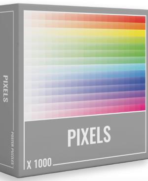 Pixels Jigsaw puzzel 1000 stuks