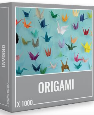 Origami - Jigsaw puzzel - 1000 stuks
