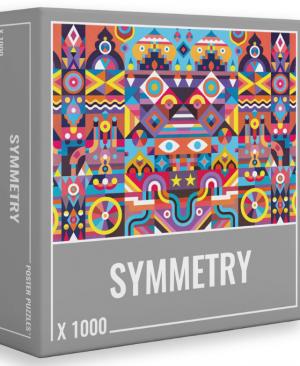Symmertry - Jigsaw puzzel - 1000 stuks