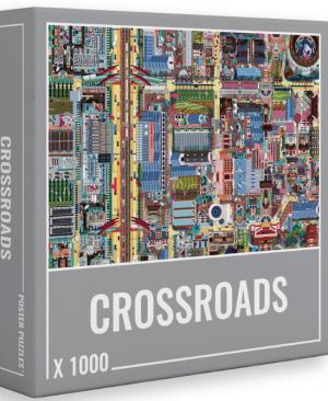 Crossroads - Jigsaw puzzel - 1000 stuks