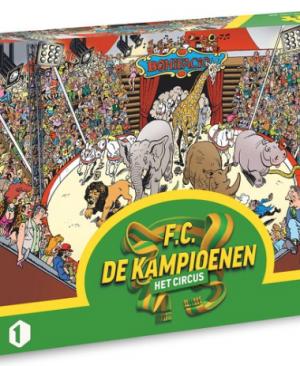 F.C. De Kampioenen - Het Circus - 99 stuks