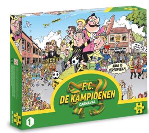 F.C. Kampioenen - Carnaval - 500 stuks