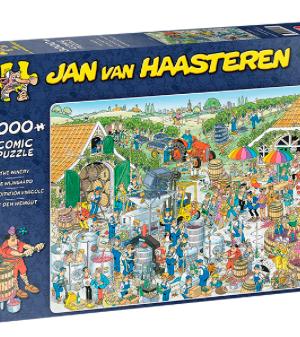 De Wijngaard - Jan Van Haasteren - jumbo puzzel 3000 stuks